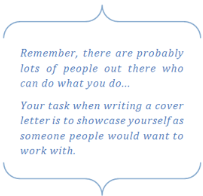 B>employers tell us what they want to see in cover letters from