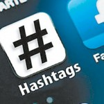 """hashtags on FB"" by Maria Elena"