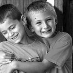 """Best Friends Are Huggable"" by Stuart Seeger"