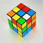 """""""Rubik's Cube"""" by Jiahui Huang"""