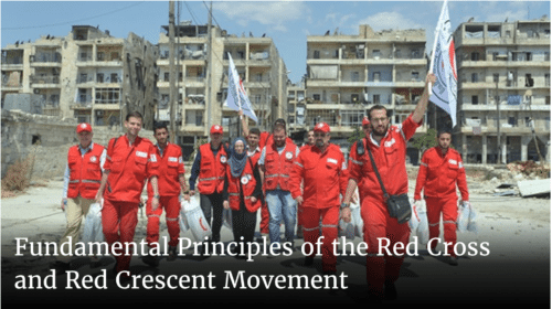 ICRC Fundamental Principals