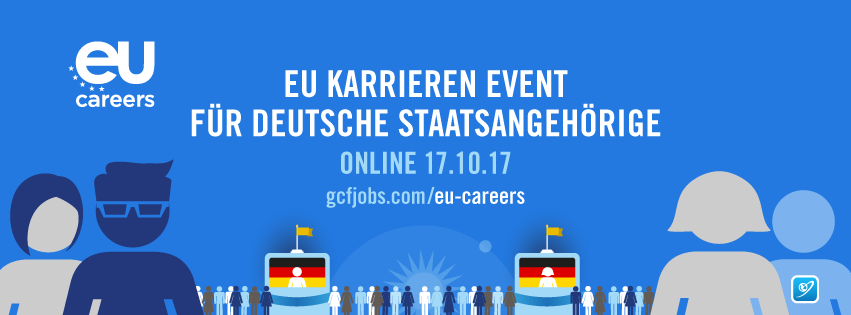 EU Careers German Nationals Online Event
