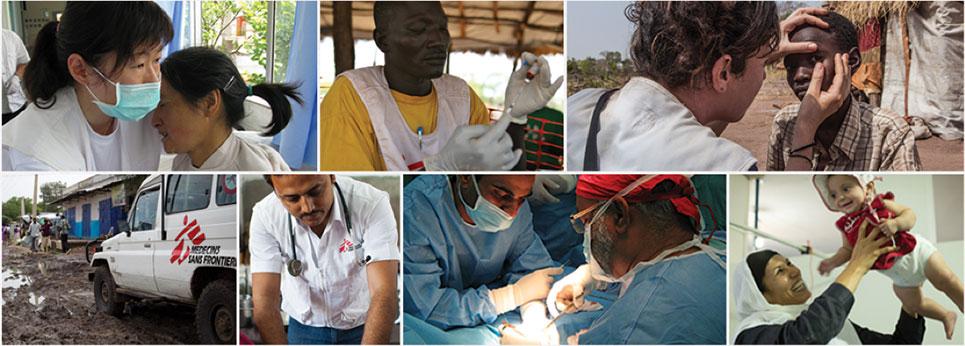 Medicins Sans Frontieres Jobs