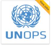 UNOPS jobs