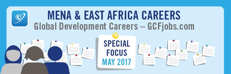 Global Careers in MENA, East Africa, Afghanistan, Turkey, Greece