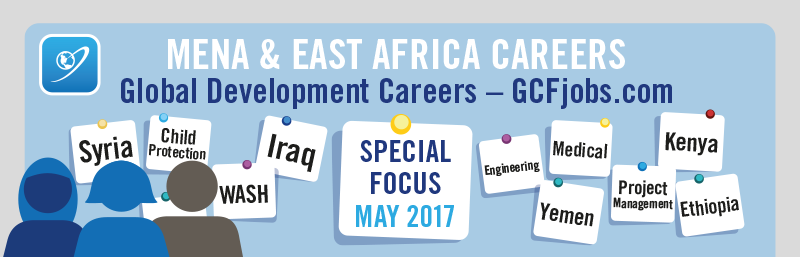Global Careers in MENA and East Africa - May 2017