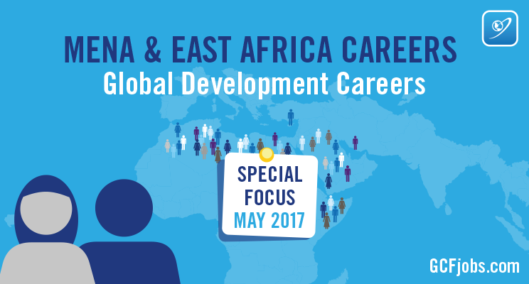 MENA and East Africa Global Development Careers Event