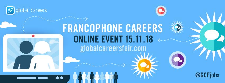 Francophone Online Event