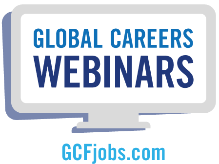 Global Careers Webinars