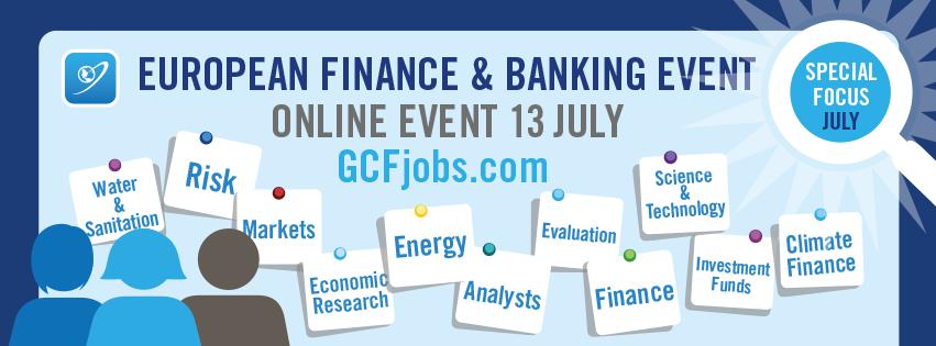 Global Careers in Finance - Global Careers Fair