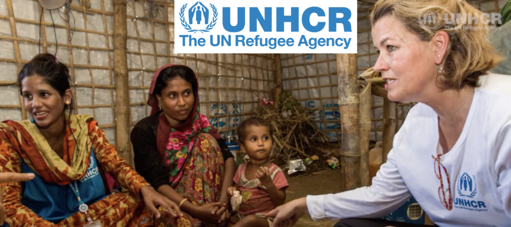 Kelly T. Clements UNHCR