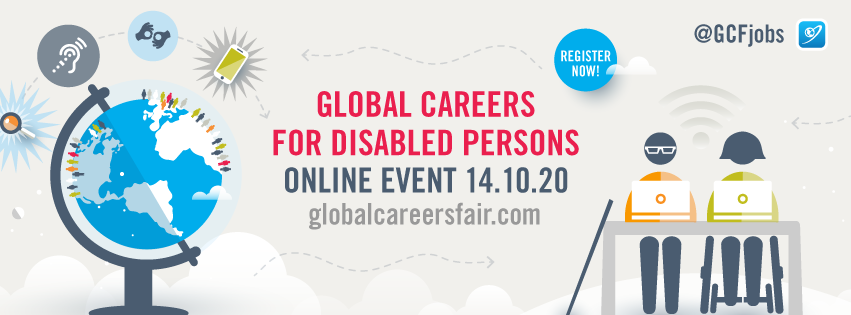 Global Careers for Disabled Persons